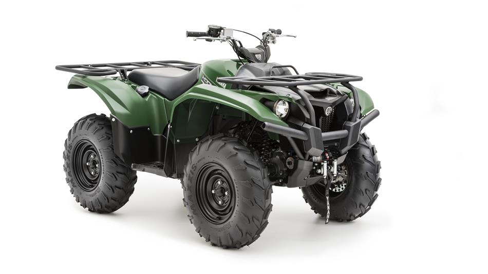 Kodiak 700 irs yamaha for Yamaha kodiak 700 review