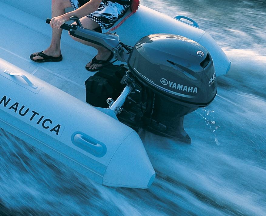 лодочные моторы ямаха f30